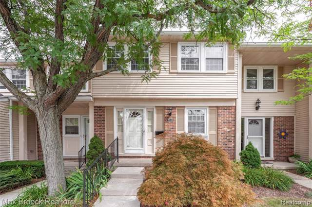 1552 Brentwood Drive #194, Troy, MI 48098 (#219084437) :: RE/MAX Classic