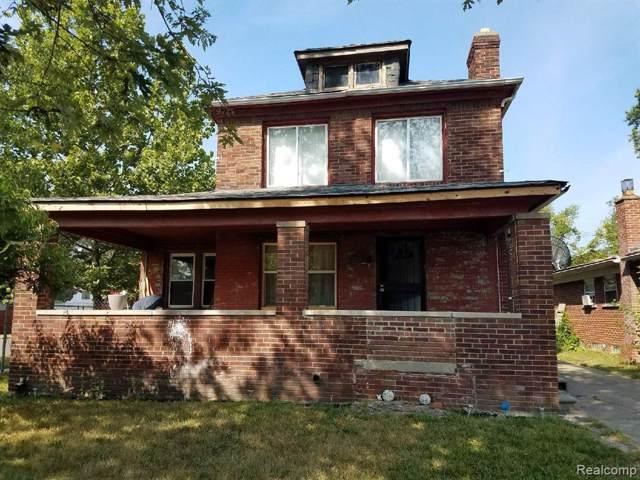 16201 Forrer Street, Detroit, MI 48224 (MLS #219084453) :: The Toth Team
