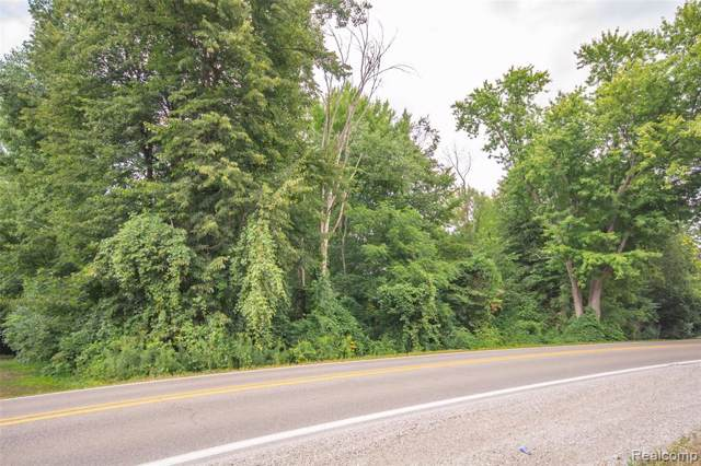 11855 25 MILE Road, Shelby Twp, MI 48315 (#219084459) :: Alan Brown Group