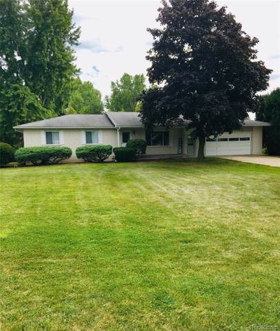 420 E Rolston Road, Linden, MI 48451 (#219084472) :: GK Real Estate Team
