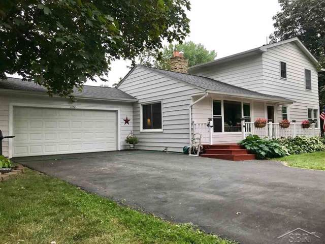 1780 S Westwood Dr, Saginaw Twp, MI 48638 (#61031391272) :: Team Sanford