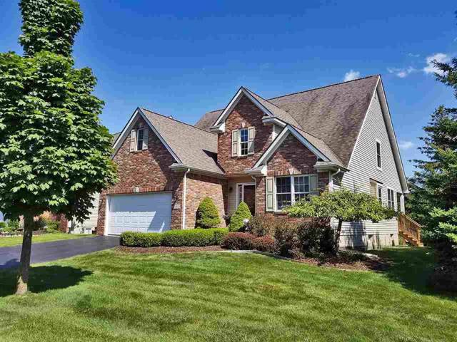 10529 Village Court, Grand Blanc Twp, MI 48439 (MLS #5031391275) :: The Toth Team
