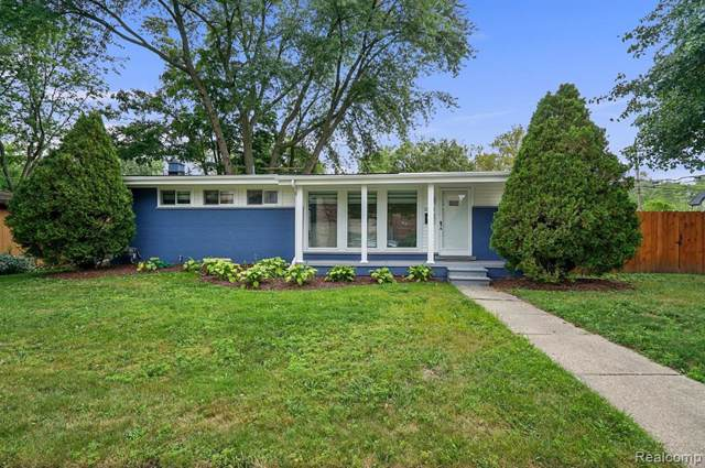 1810 Witherbee Drive, Troy, MI 48084 (#219084486) :: RE/MAX Classic