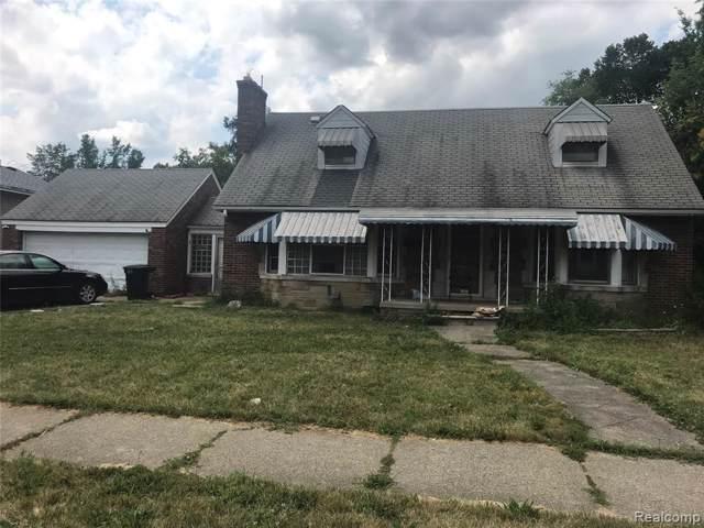 8665 Evergreen Avenue, Detroit, MI 48228 (#219084496) :: RE/MAX Classic