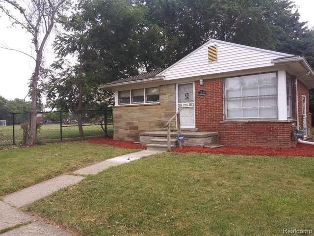 11454 Saint Patrick Street, Detroit, MI 48205 (#219084504) :: Alan Brown Group