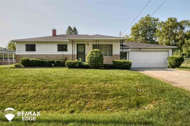1316 Cass Ave, Genesee Twp, MI 48505 (#5031391287) :: Alan Brown Group