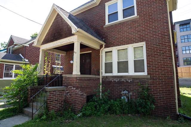 527 N Ashley Street, Ann Arbor, MI 48103 (#543268147) :: Alan Brown Group