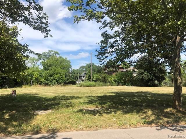 2700 Hogarth, Detroit, MI 48206 (#219084514) :: The Buckley Jolley Real Estate Team