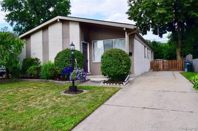 26326 Tawas Street, Madison Heights, MI 48071 (#219084516) :: Duneske Real Estate Advisors