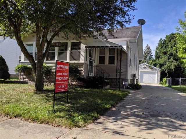 2025 Monteith Street, Flint, MI 48504 (#219084527) :: The Buckley Jolley Real Estate Team