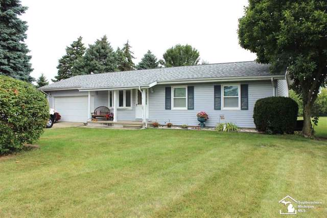 4858 E Dunbar, Monroe Twp, MI 48161 (#57031391302) :: Alan Brown Group