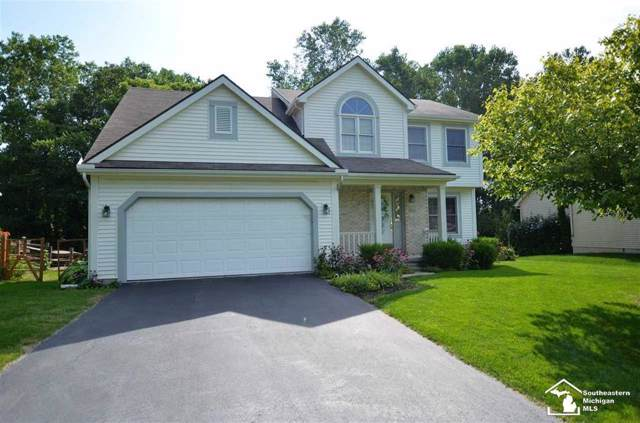 6962 Pheasant View Dr., Bedford Twp, MI 48182 (#57031391306) :: Alan Brown Group