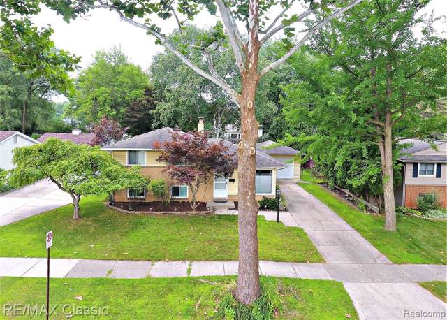 811 Bird Song Drive, Milford Vlg, MI 48381 (#219084561) :: The Mulvihill Group