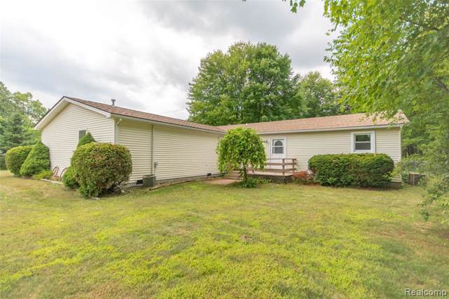3383 Rabidue Road, Clyde Twp, MI 48049 (#219084572) :: Team Sanford