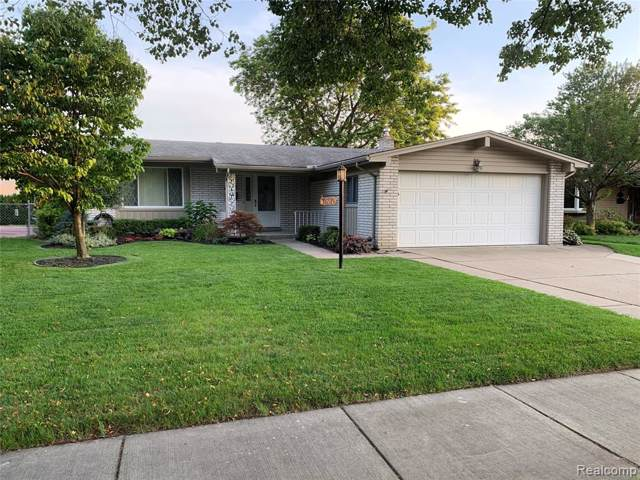 38515 Grandon Street, Livonia, MI 48150 (#219084582) :: The Buckley Jolley Real Estate Team