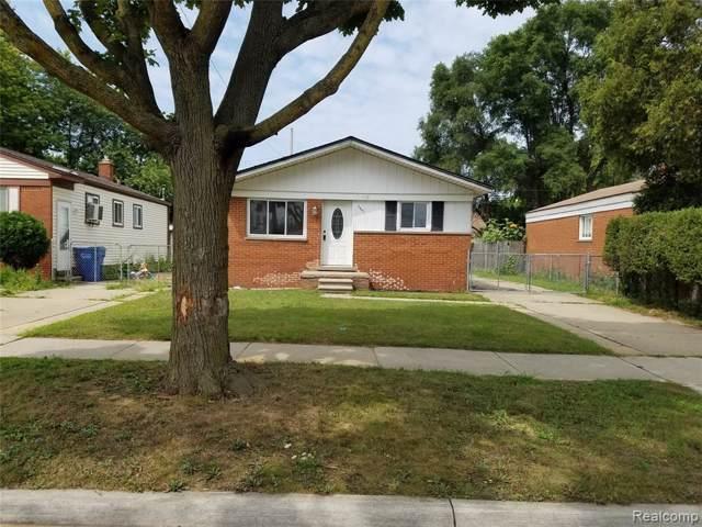 21043 Albany Avenue, Warren, MI 48091 (MLS #219084619) :: The Toth Team