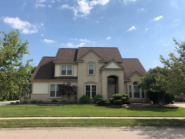 47051 Eastbourne Road, Canton Twp, MI 48188 (#219084666) :: RE/MAX Classic