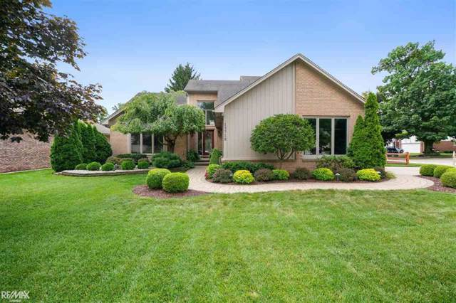 13718 Sterling Oaks Dr., Sterling Heights, MI 48313 (#58031391340) :: Alan Brown Group