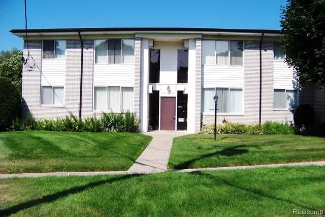 26760 Joy Road E-07, Redford Twp, MI 48239 (#219084692) :: The Buckley Jolley Real Estate Team