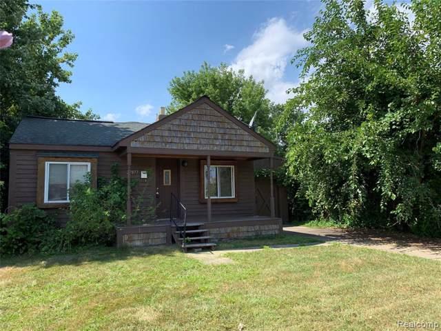 27877 Barrington Street, Madison Heights, MI 48071 (#219084706) :: Duneske Real Estate Advisors