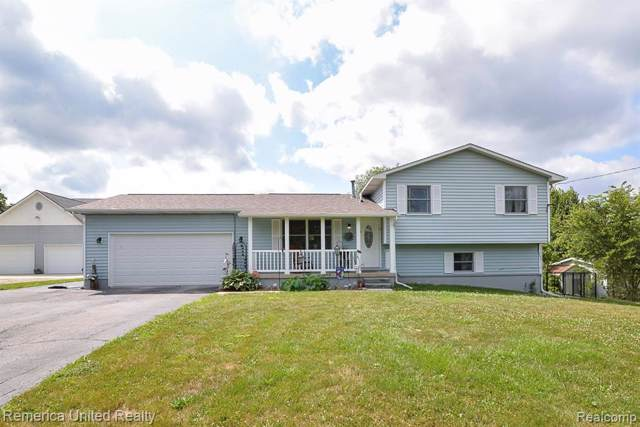1285 W Cook Road, Mundy Twp, MI 48439 (#219084707) :: The Buckley Jolley Real Estate Team