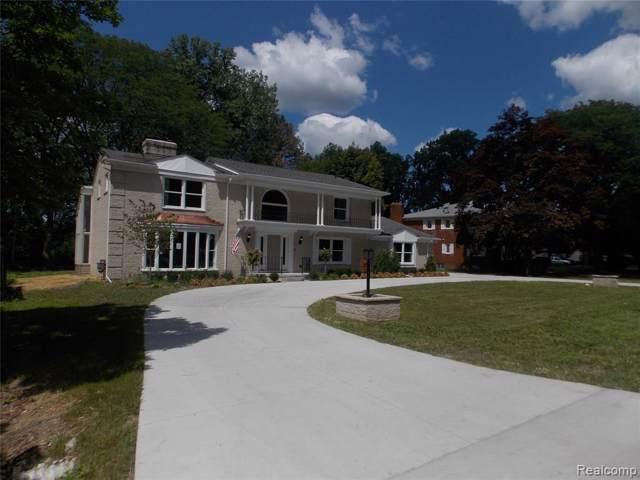 24507 Lafayette Circle, Southfield, MI 48075 (#219084712) :: Duneske Real Estate Advisors
