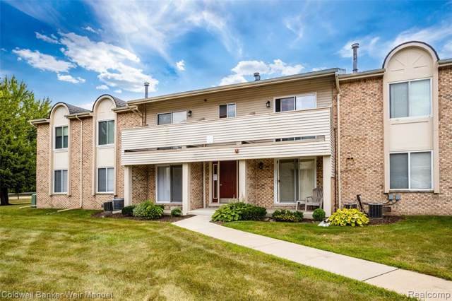 44437 Savery Dr #127, Canton Twp, MI 48187 (#219084732) :: The Buckley Jolley Real Estate Team