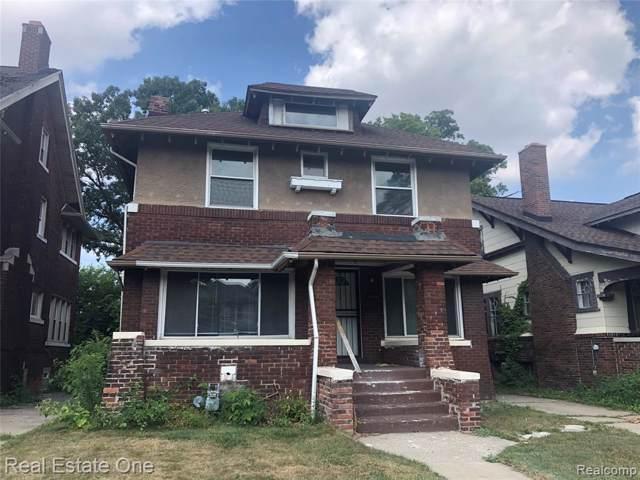 2454 Virginia Park Street, Detroit, MI 48206 (#219084738) :: The Buckley Jolley Real Estate Team