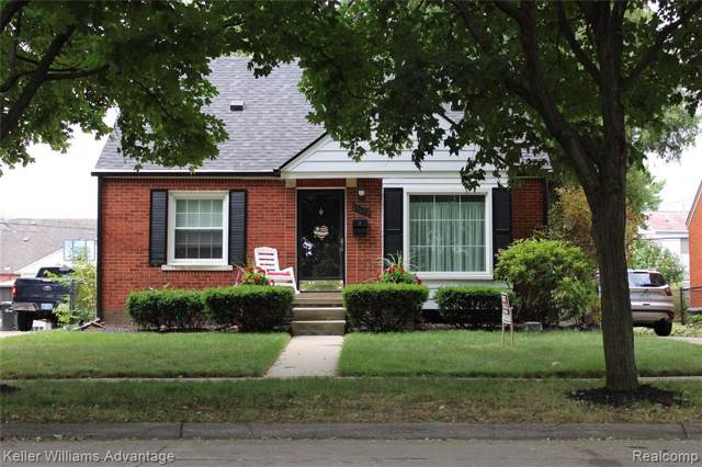 15237 Oceana Avenue, Allen Park, MI 48101 (#219084766) :: Alan Brown Group