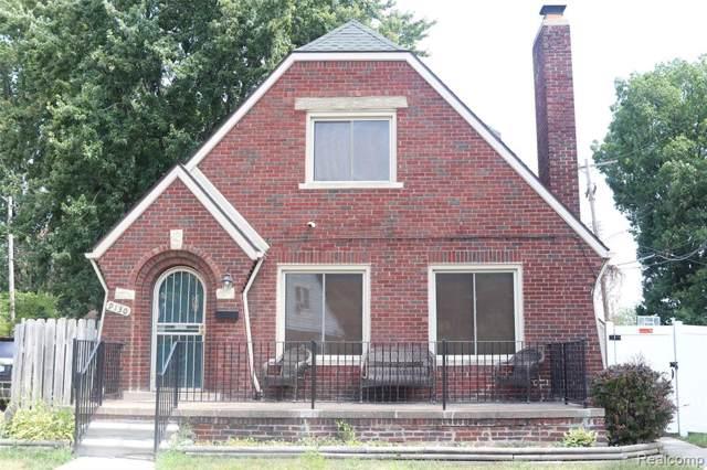 9130 Devonshire Road, Detroit, MI 48224 (#219084824) :: GK Real Estate Team