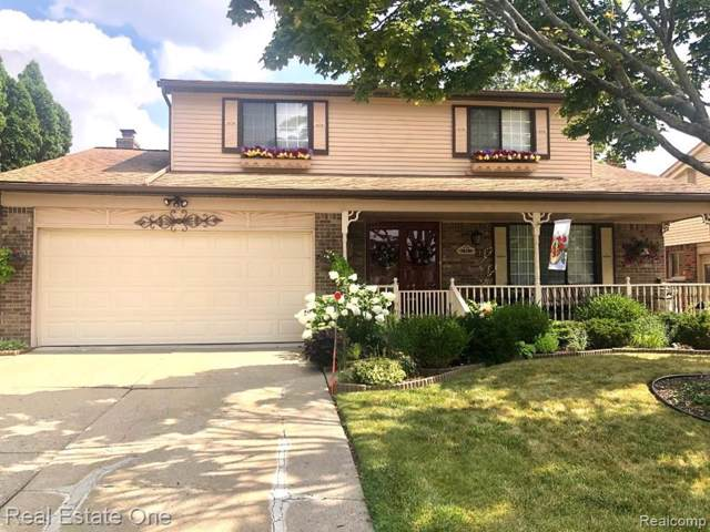 38180 Fairfield Drive, Sterling Heights, MI 48310 (MLS #219084827) :: The Toth Team