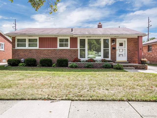 1106 Symes Court, Royal Oak, MI 48067 (#219084839) :: RE/MAX Nexus