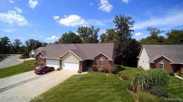 5498 Hidden Oaks Circle, Fenton Twp, MI 48451 (#219084840) :: GK Real Estate Team