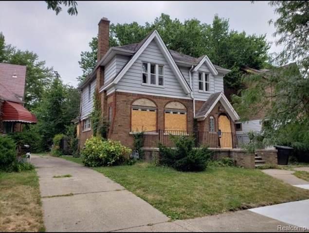 5942 Lakeview Street, Detroit, MI 48213 (#219084857) :: GK Real Estate Team