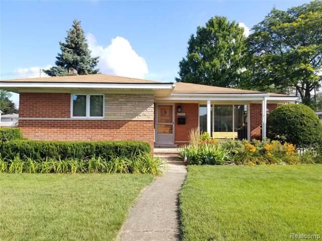 38648 Richland Street, Livonia, MI 48150 (#219084904) :: The Buckley Jolley Real Estate Team