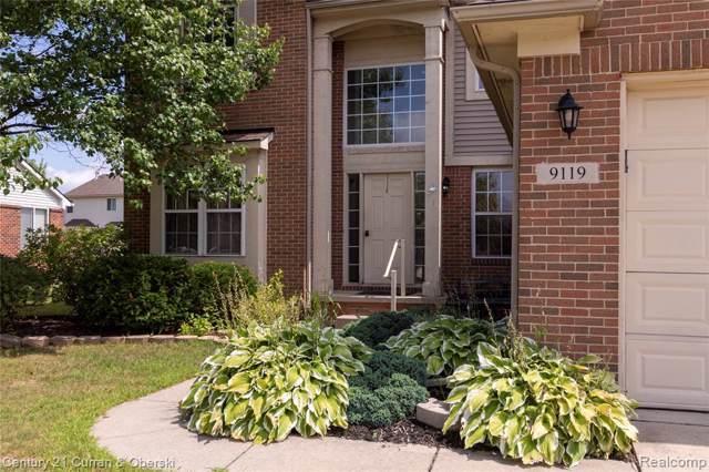 9119 Celestine Dr, Van Buren Twp, MI 48111 (#219084921) :: The Buckley Jolley Real Estate Team