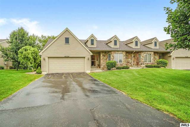 4224 Fairway Ln, Summit, MI 49201 (MLS #55201903032) :: The Toth Team