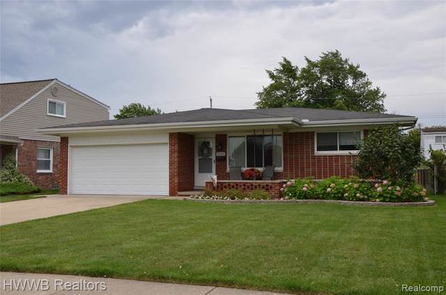 12124 Brougham Drive, Sterling Heights, MI 48312 (#219084933) :: The Buckley Jolley Real Estate Team