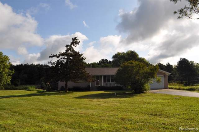 9509 S State Road, Atlas Twp, MI 48438 (#219084934) :: The Buckley Jolley Real Estate Team