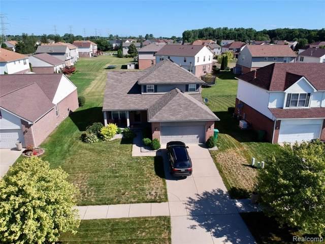 42202 Milton Drive, Van Buren Twp, MI 48111 (#219084935) :: The Buckley Jolley Real Estate Team