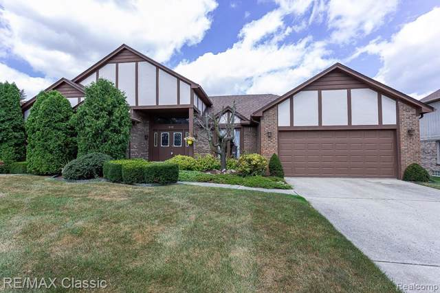 38006 River Bend, Farmington Hills, MI 48335 (#219084941) :: RE/MAX Classic