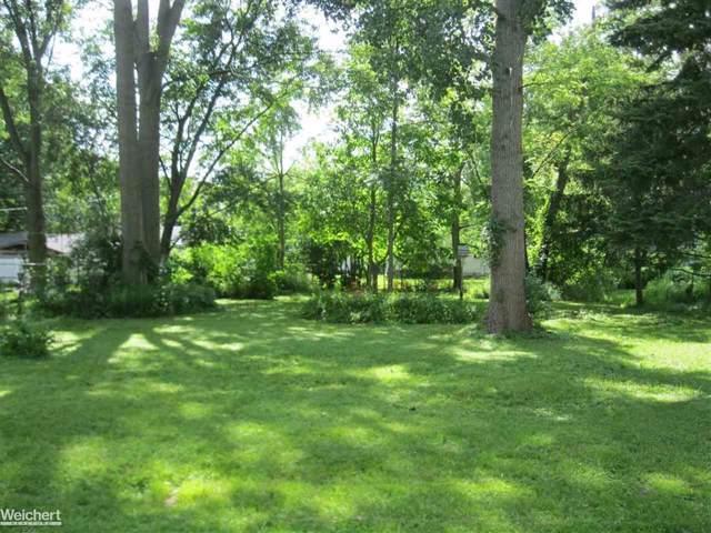 0 Kenmore, Shelby Twp, MI 48307 (#58031391427) :: Springview Realty