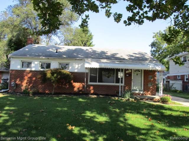 9262 Hartel Street, Livonia, MI 48150 (#219085003) :: Duneske Real Estate Advisors