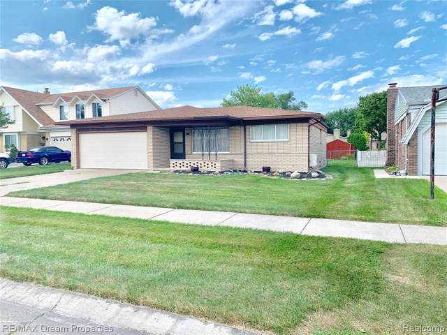 42274 Highgate Court, Canton Twp, MI 48187 (#219085048) :: The Buckley Jolley Real Estate Team