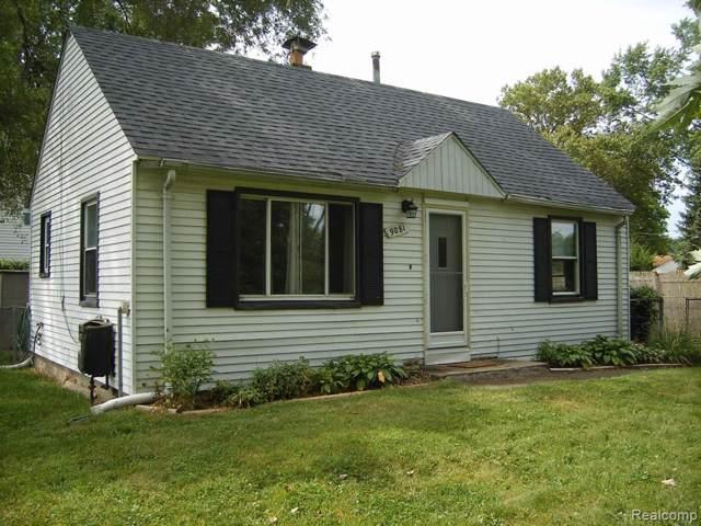 9081 Hartel Street, Livonia, MI 48150 (#219085105) :: The Buckley Jolley Real Estate Team