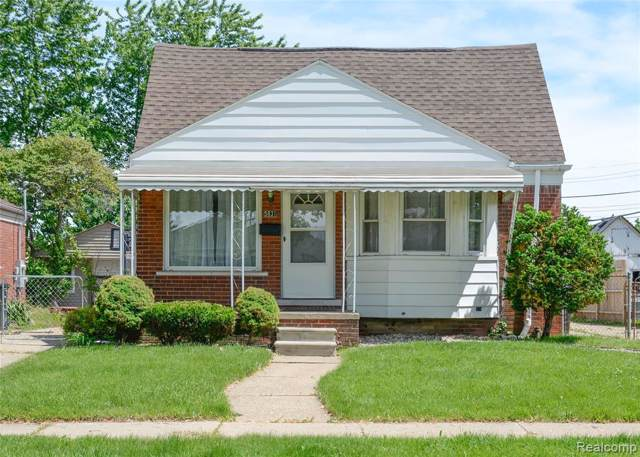 5831 Elizabeth Court, Allen Park, MI 48101 (#219085144) :: Alan Brown Group