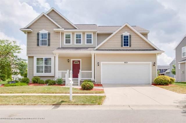 621 Gannett Way, East Lansing, MI 48823 (#630000239987) :: GK Real Estate Team