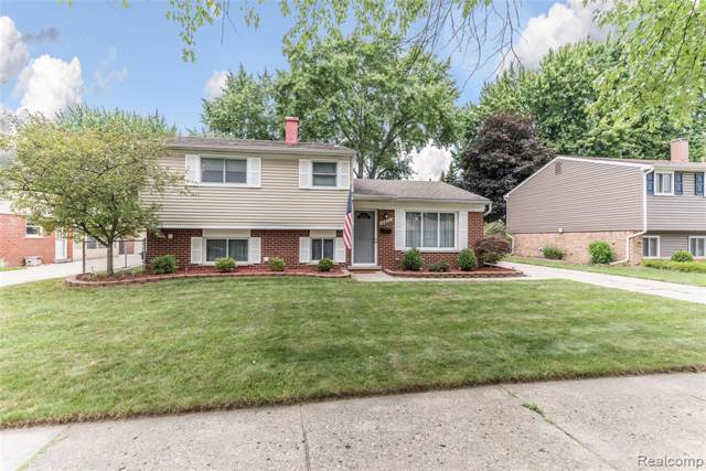 14231 Brentwood Street, Livonia, MI 48154 (#219085224) :: The Mulvihill Group