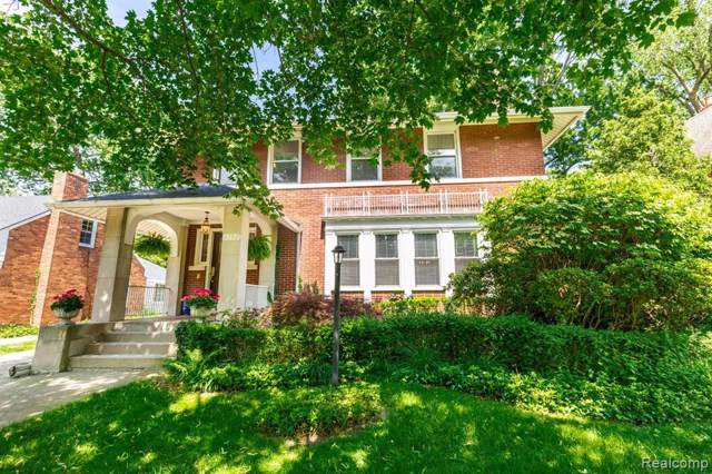 1252 Kensington Avenue, Grosse Pointe Park, MI 48230 (#219085258) :: RE/MAX Classic
