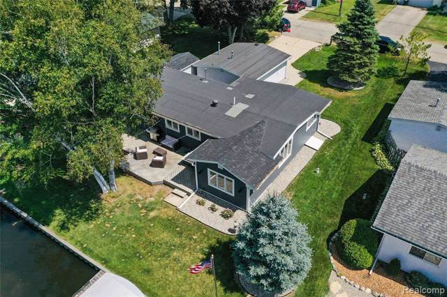 11254 Colony Road, Putnam Twp, MI 48169 (#219085275) :: The Alex Nugent Team | Real Estate One